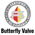 AEA- Butterfly Valve Certificate