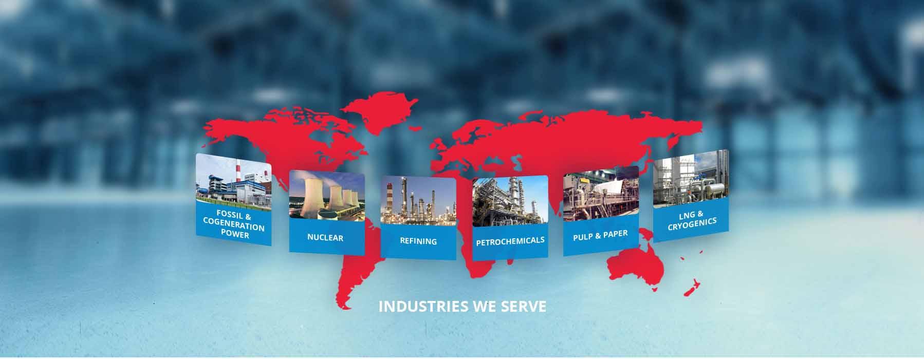 Aira Serve in Industries