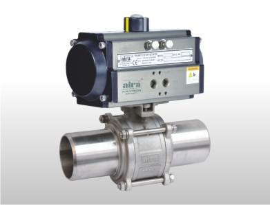 but weld ball valve