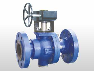 2 Piece 2 Way Floating Solid Ball Ball Valve